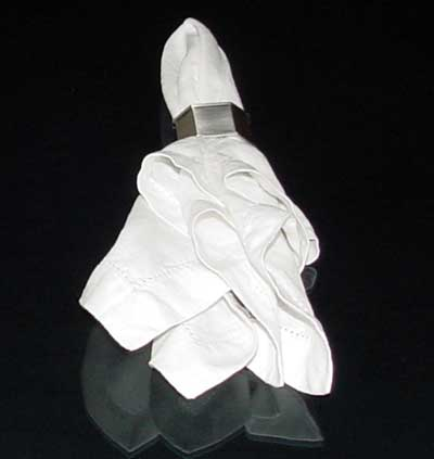 The Basic Napkin Ring Stuffer